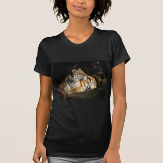 Tiger Women's Dark T Shirt