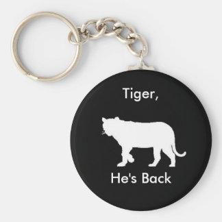 Tiger Woods Keychain