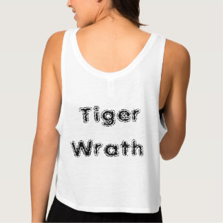 Tiger Wrath Tank Top