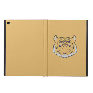 tiger yellow ipad case