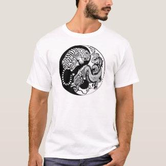 Tiger Yin/Yang T-Shirt