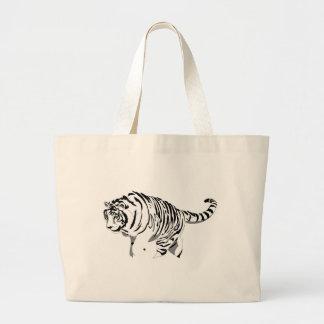 TigerBag Bolsa Tela Grande