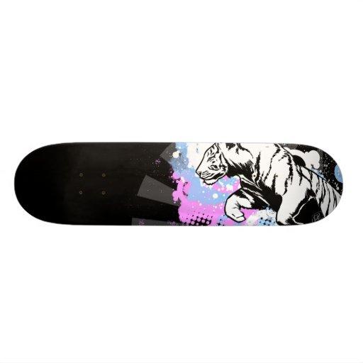 TIGERboard Skate Board Deck