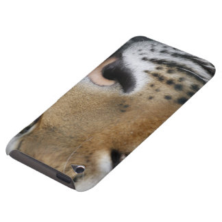 Tigerface closeup iPod touch Case-Mate case