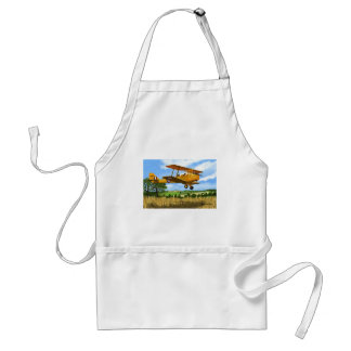 TIGERMOTH FIELDS ADULT APRON