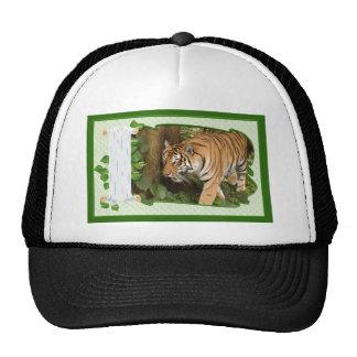 tigers-2-st-patricks-0045 trucker hat