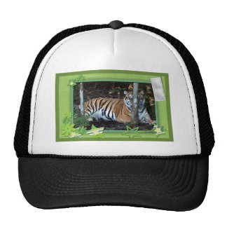 tigers-3-st-patricks-0048 trucker hat
