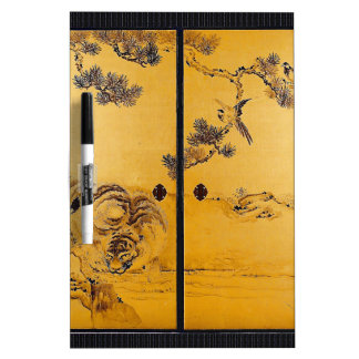Tigers and Dragons - Ganku Dry-Erase Boards
