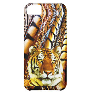 TIGERS AND FEATHERS, A POWER iPhone 5C CASE