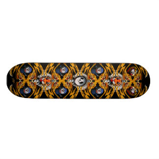 TIGERS AND PANDAS SKATEBOARDS