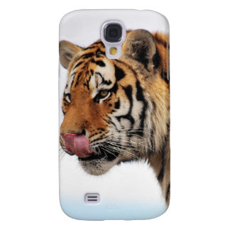 Tigers appetite galaxy s4 cover