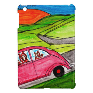 Tiger's Car Cover For The iPad Mini