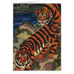 Tigers Card
