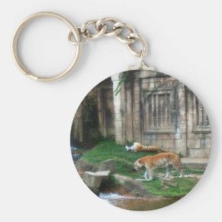 Tiger's Den Keychain