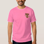 Tigers Embroidered T-Shirt