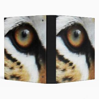 Tigers Eye 3 Ring Binder