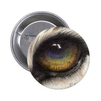 Tiger's Eye Button