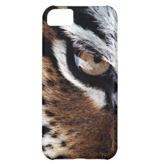 Tiger's eye cover for iPhone 5C