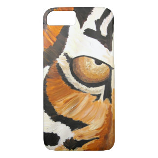 Tiger's Eye (Kimberly Turnbull Art) iPhone 8/7 Case