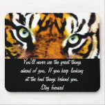 TIGER'S EYE'S_ MOUSE PADS