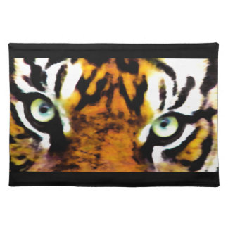 TIGER'S EYE'S_ PLACE MAT