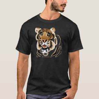 Tiger's Face T-Shirt