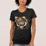 Tiger's Face Tshirts