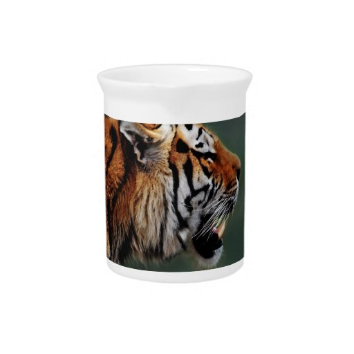 Tigers fangs beverage pitchers