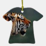 Tigers fangs ornaments