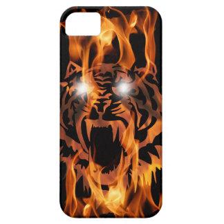 TIGER'S FIERY ROAR iPhone SE/5/5s CASE