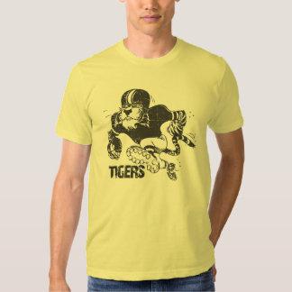 Tigers Football Tees