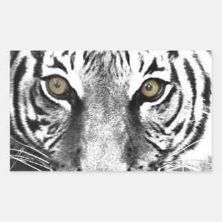 Tiger's Glare Stickers