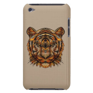 Tiger's Head 1a Barely There iPod Cover