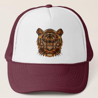 Tiger's Head 1a Trucker Hat