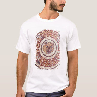 Tiger's head, Roman mosaic, early 4th century T-Shirt