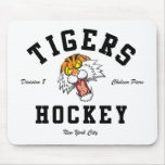 Tigers Hockey Mouse Pad