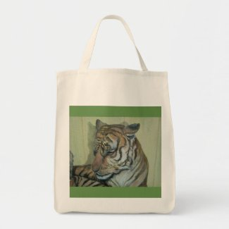 Tigers in the Nursery Tote Bag