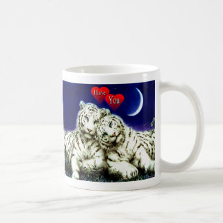 Tigers in the Wild Photos - Cards, Tees, Gifts Classic White Coffee Mug
