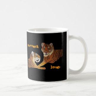 Tigers Landscape Ifran, Tigers Landscape Ifran,... Classic White Coffee Mug