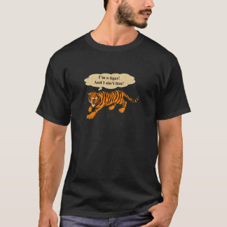 Tigers, Lions and Puns T-Shirt