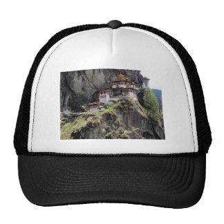 tiger's nest trucker hat