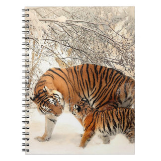 Tigers Notebook