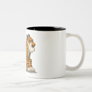 Tigers on a Mug