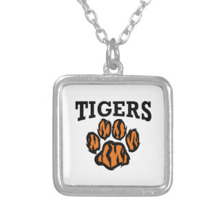 TIGERS PAW CUSTOM NECKLACE