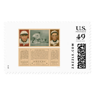 Tigers & Phillies Baseball 1912 Stamp