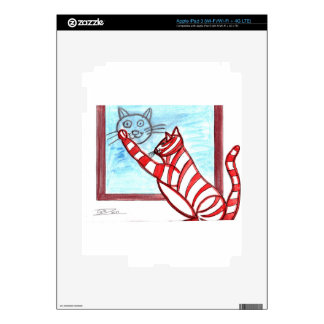Tiger's Picture iPad 3 Skins
