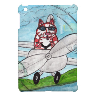 Tiger's Plane Cover For The iPad Mini