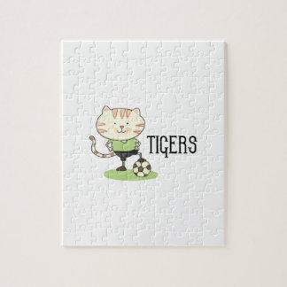 Tigers Puzzles