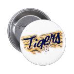 tigers ROAR Pin