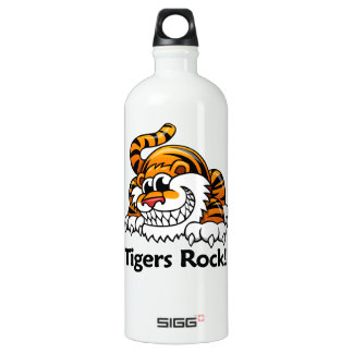 Tigers Rock! Water Bottle